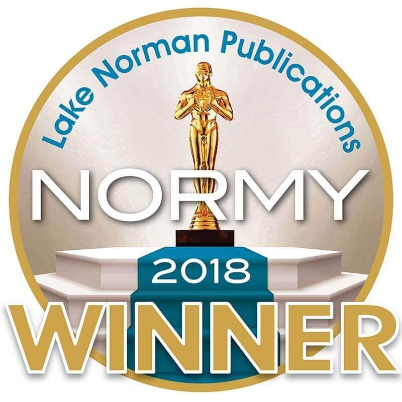 Lake Norman Publication 2018 Winner