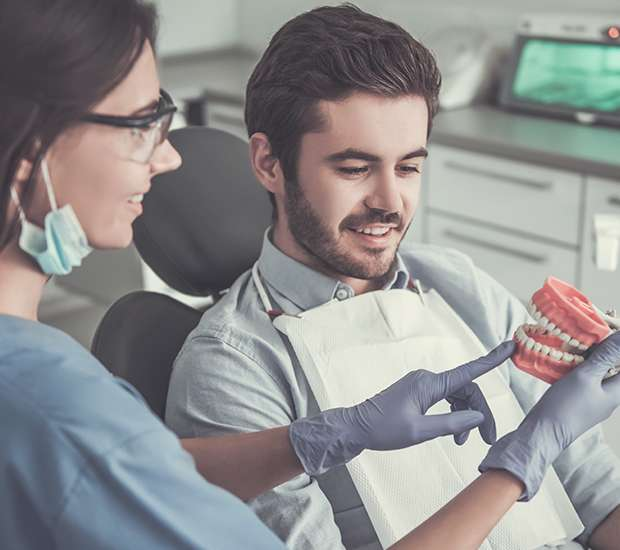Huntersville The Dental Implant Procedure