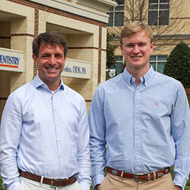Dr. Scott Guice and Dr. Dylan Sobin